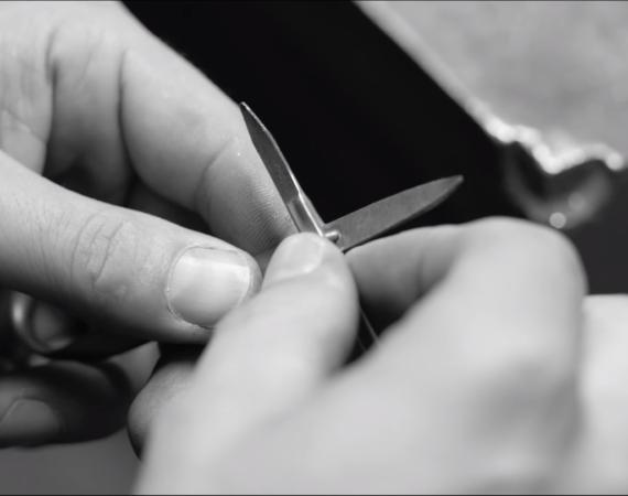 nożyczki Renomed na You Tube