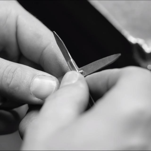 Nożyczki Renomed na YouTube